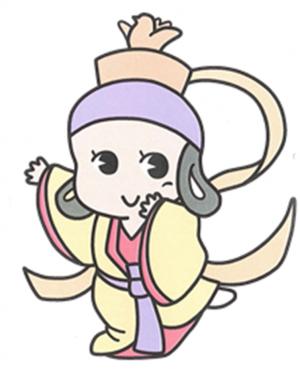 宜野湾市キャラクター 天女